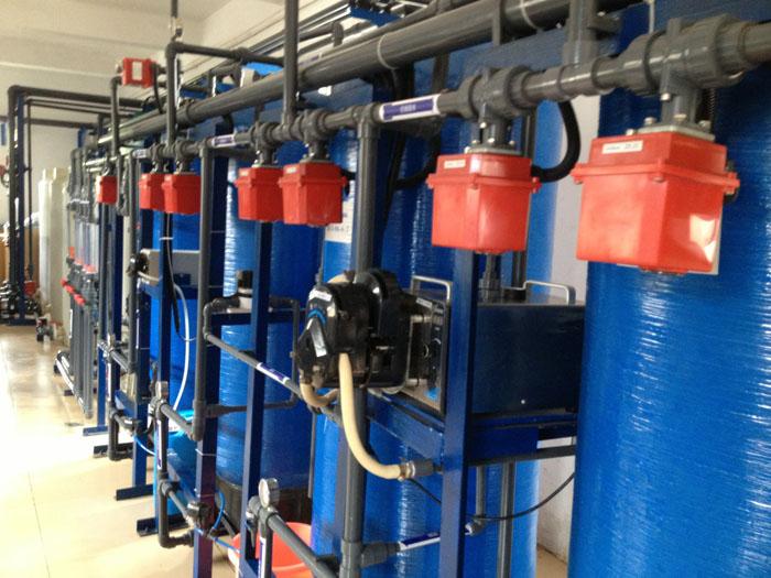 GSA-金属回收-循环水设备