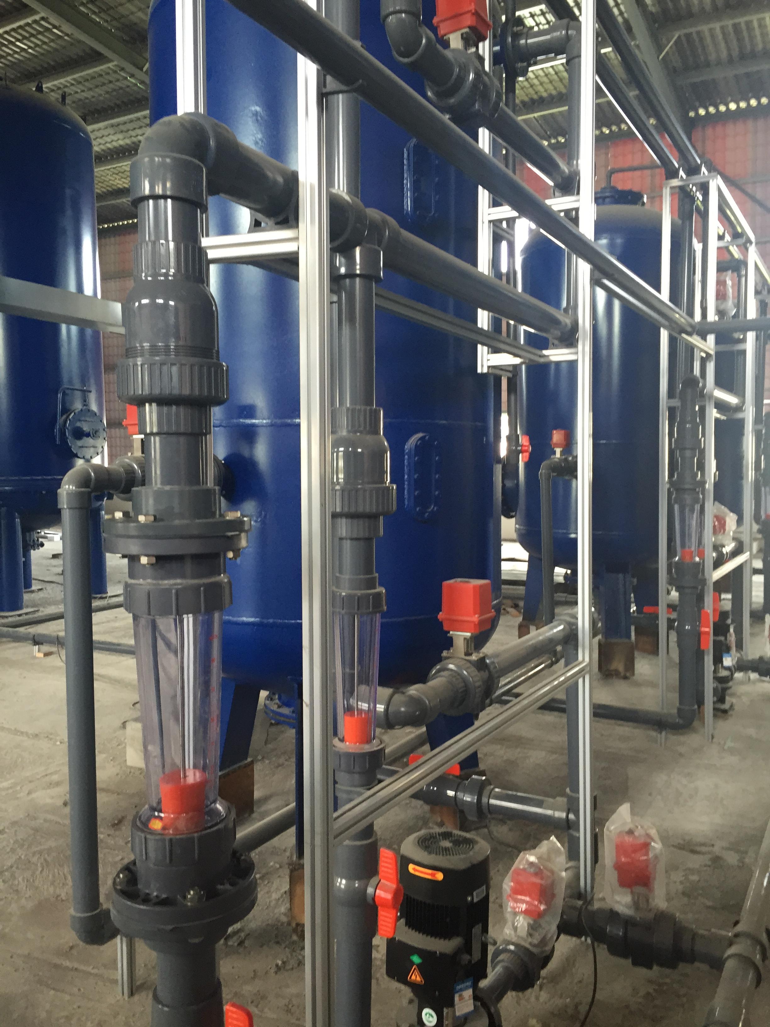 GSA-300T/D含铜镍废水项目