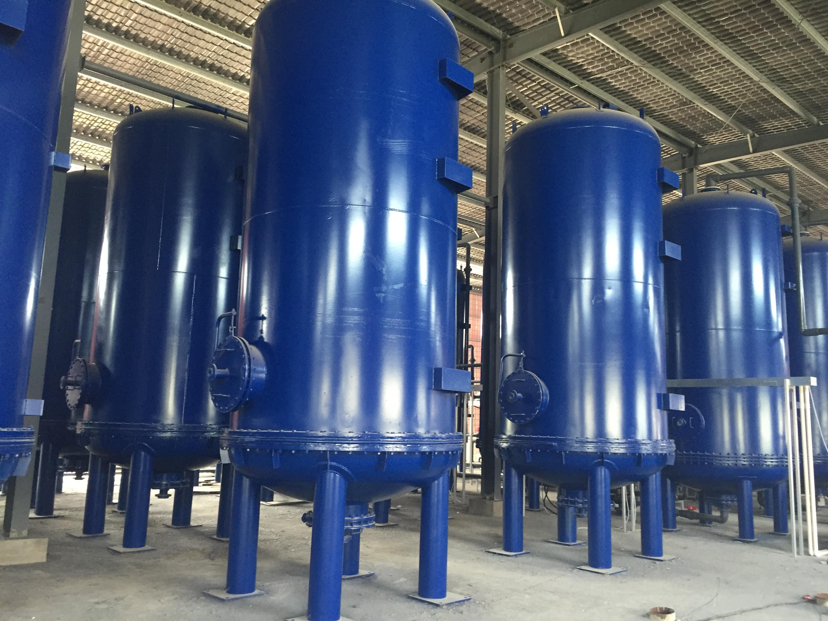 GSA-(PCB)1200T/天含铜镍废水,循环再利用项目