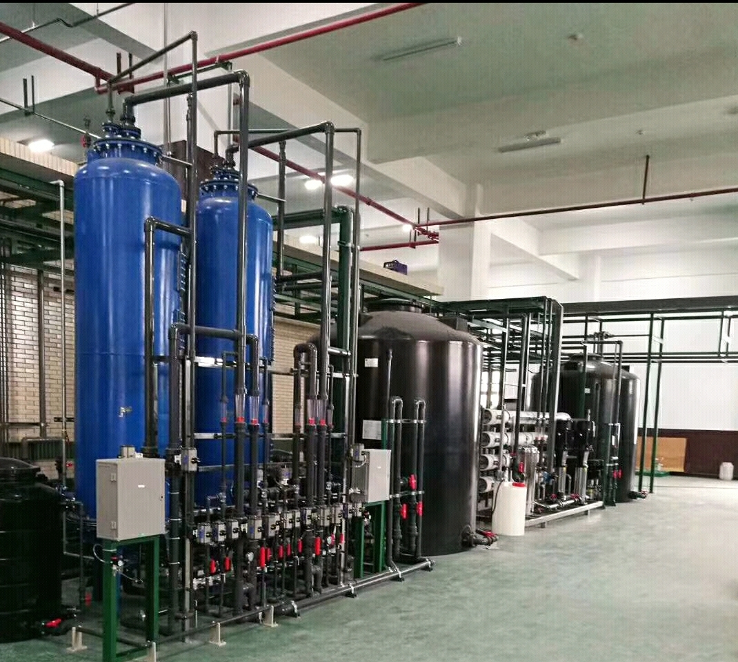GSA-成套一体化电镀循环水系统