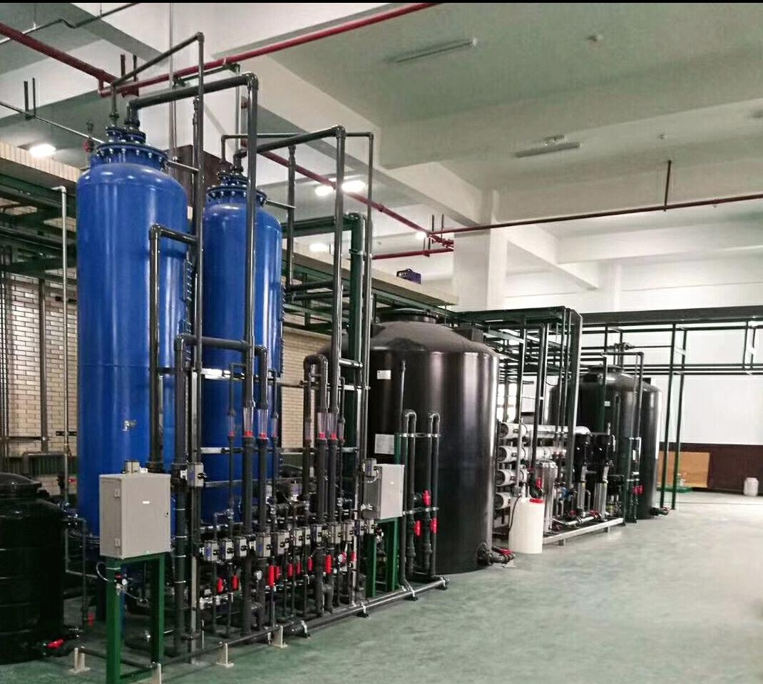 GSA-电镀污水成套设备