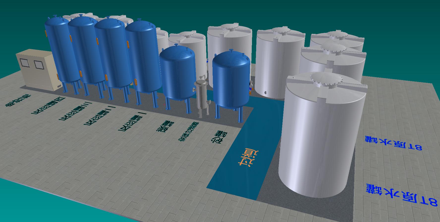 GSA-工业废水循环再利用系统