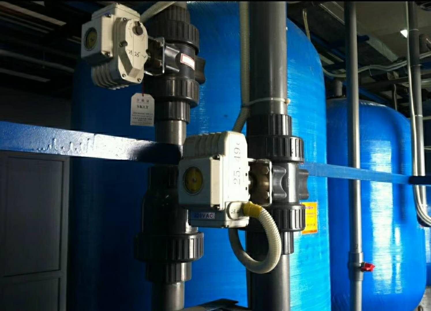 GSA-印染废水循环再利用系统