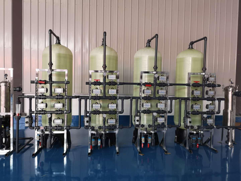 GSA-200T/D  含镍废水项目应用于电镀阳极氧化行业