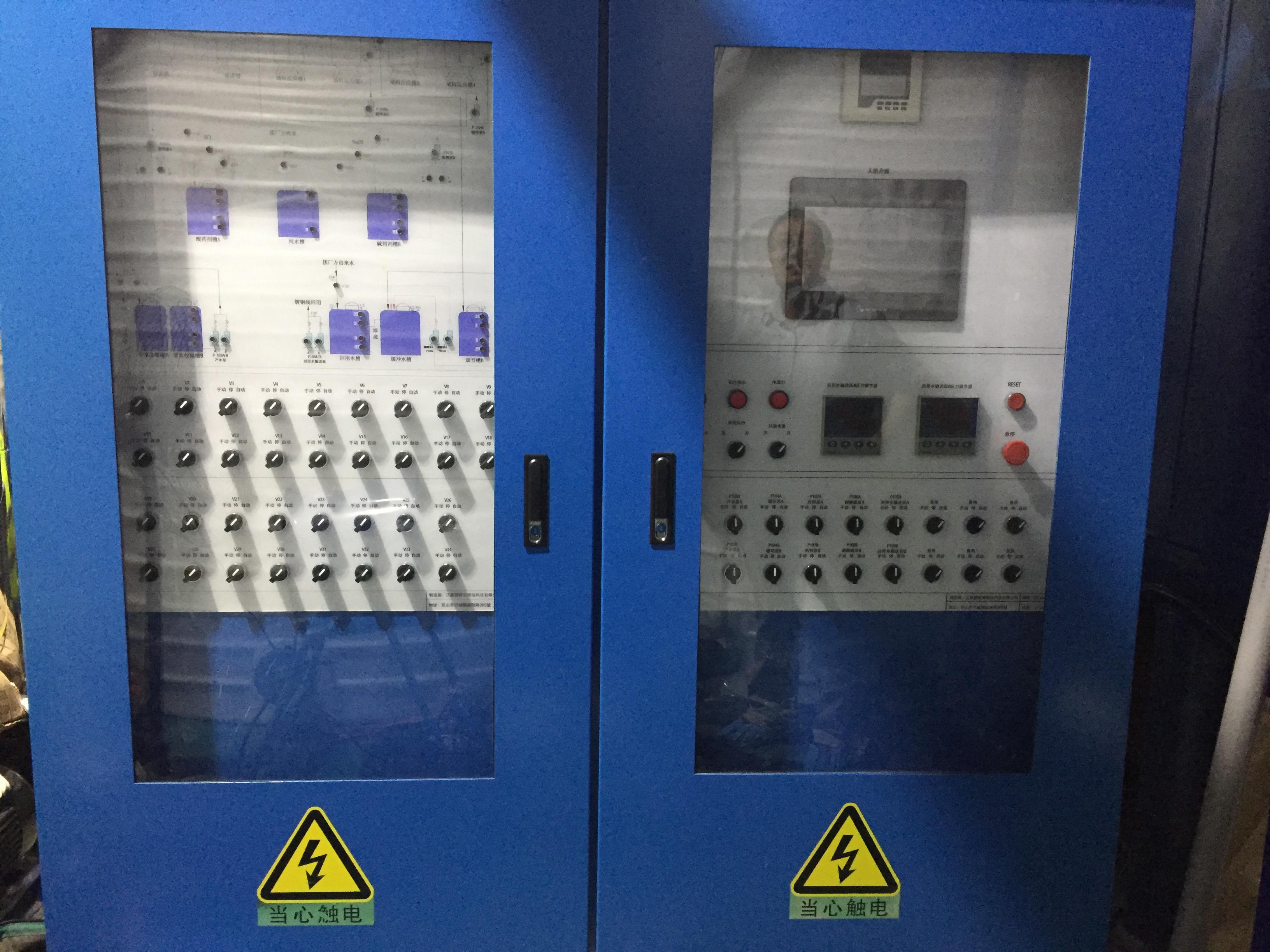 GSA-自动化控制系统